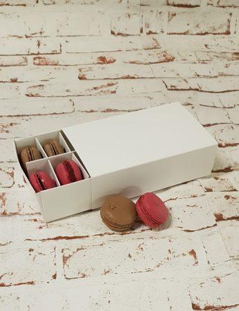 Macaron doboz 12