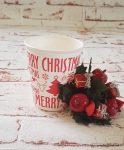 Karácsonyi pohár 250 ml