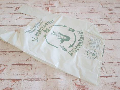 Lebomló ingvállas táska